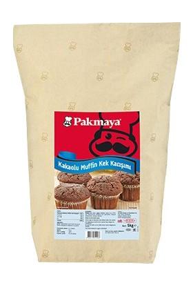 Pakmaya Kakaolu Muffın Kek Karışımı 5 kg