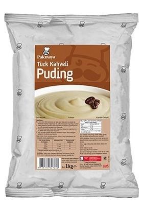 Pakmaya Türk Kahveli Puding 1 kg