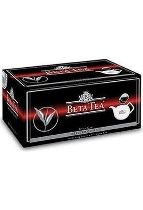 Beta Selected Quality Demlik Poşet 100 x 3,2 gr (Seylan Çayı - Ceylon Tea)