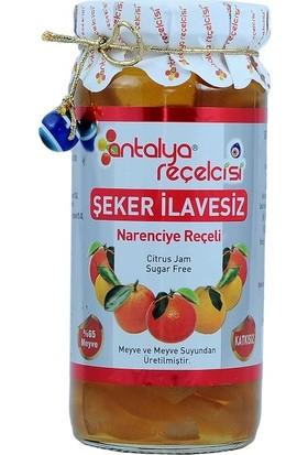 Antalya Reçelcisi Şeker Ilavesiz Narenciye Reçeli