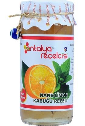 Antalya Reçelcisi %65 Meyveli Nane Limon Reçeli