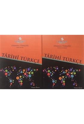 Tarihi Türkçe / Osmanlı Türkçesi Ders Kitabı - Rik'a Kitabı (2 Kitap Set)