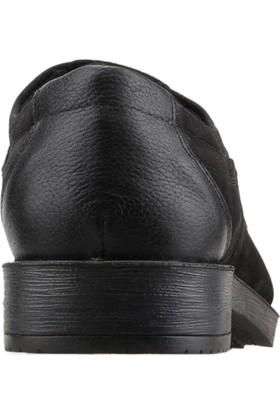 Bigboster 02 Günlük Termo Taban Erkek Bot Ayakkabı Siyah