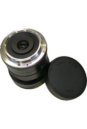 7ARTISANS 12MM F2.8 Manual Focus Lens Canon (Eos M Mount)