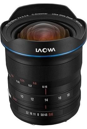 Laowa Venüs 10-18MM F/4.5-5.6 Fe Zoom Lens Sony (Fe-Mount)