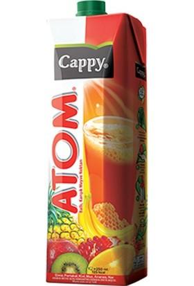Cappy Atom Ballı Karışık Meyve Suyu 1 lt