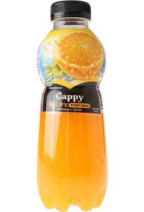 Cappy Pulpy Portakal Suyu 330 ml