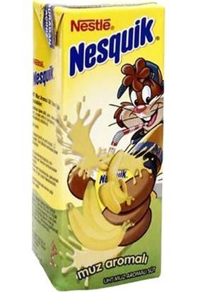 Nestle Nesquik Muzlu Süt 180 ml