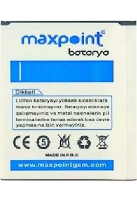 Maxpoint Samsung Galaxy J1 Batarya