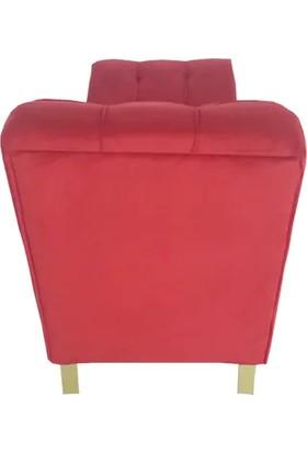Garen Tv Koltuğu (Safir Kırmızı)