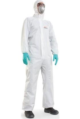 Honeywell Mutex E Light 4500101 L Koruyucu Beyaz Tulum