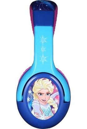 Volkano Disney Frozen Karlar Ülkesi Anna Elsa Olaf Çocuk Kulaklığı Lisanslı DY-10901-FR