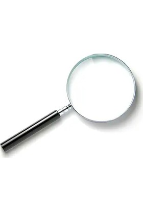 Baosity Magnifying Glass 100Mm