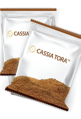 Cassia Tora Tozu 4 Kutu 40 Günlük Kullanım
