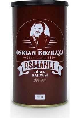 Hacı Osman Bozkaya Osmanlı Dibek Kahvesi