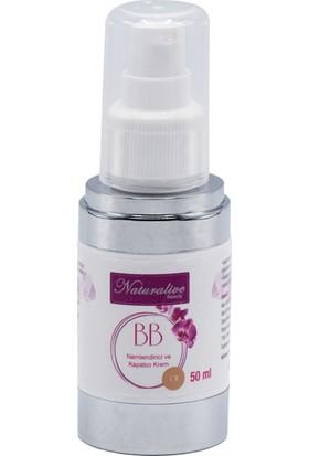 Naturalive Bb Nemlendirici ve Kapatıcı Krem Açık Ton 50 ml
