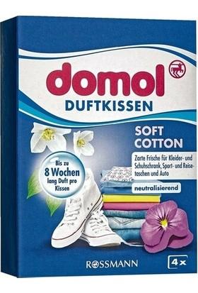 Domol Çamaşır ve Tekstil Ürünlerine Özel Koku Keseleri 4 Adet