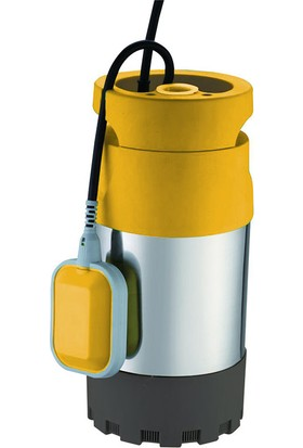 Attlas Q800103-3P-1 Plastik Gövdeli Temiz Su Pompası 30 M