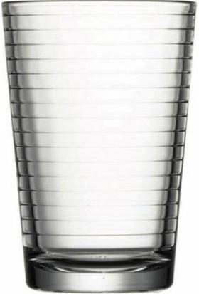 Paşabahçe 52752 Doro 6'lı Çizgili Su Bardağı