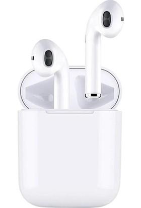 Tws i9s Bluetooth Kulaklık 5.0 + Kılıf + Şarj Üniteli