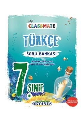 Okyanus Yayınları 7. Sınıf Türkçe Soru Bankası Classmate