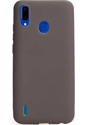 Gpack Casper Via G4 Kılıf Premier Silikon Esnek Koruma + Nano Glass Siyah