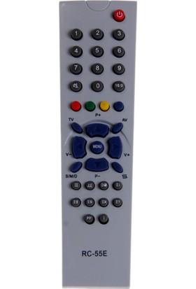 Telefunken-Saba Tüplü Tv Kumandası