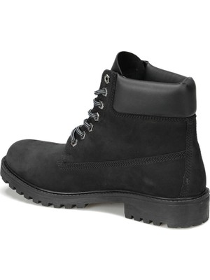 Lumberjack Rıver Nub 9Pr Siyah Erkek Ayakkabı