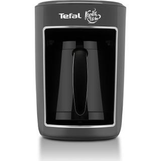 Tefal Köpüklüm Auto TCM Gri Türk Kahve Makinesi
