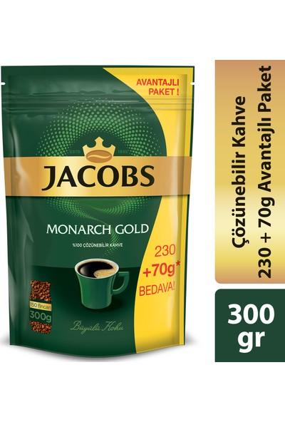 Jacobs Monarch Gold Kahve 230 gr + 70 gr