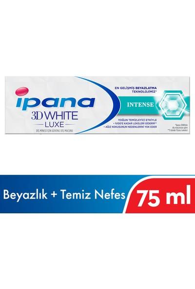 Ipana 3 Boyutlu Beyazlık Luxe Diş Macunu Intense 75 ml