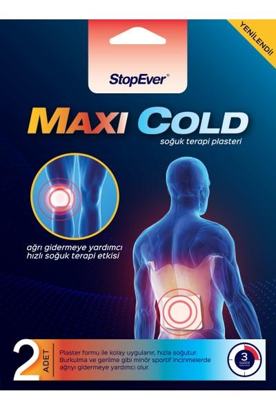Stopever Maxi Cold Soğuk Terapi Plasteri