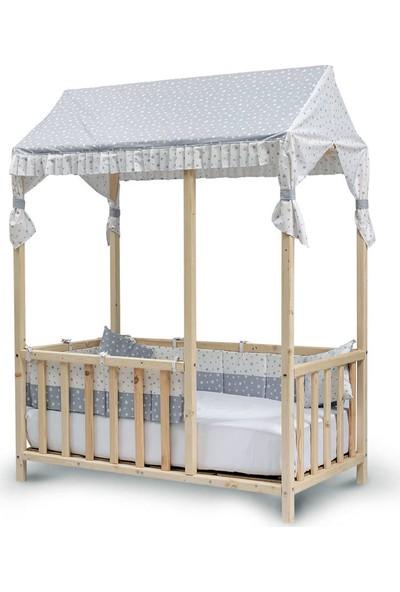 Exor Baby Montessori Yatak Eb-31549 Bebek Uyku Seti (70x130 cm)