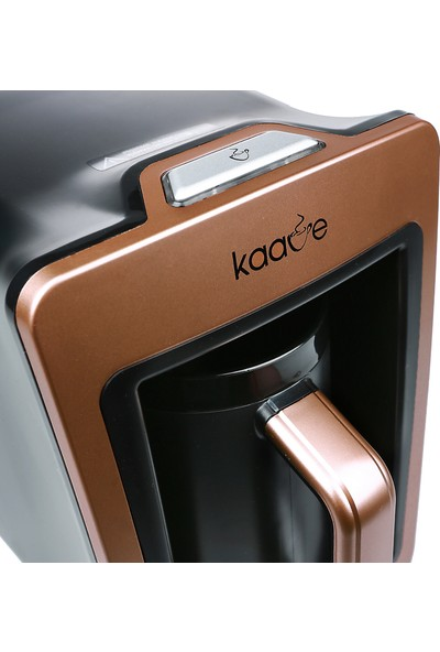 Fakir Kaave Türk Kahve Makinası – Kahverengi