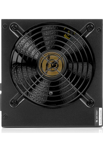 High Power 600W 80+ Gold Performance GD Aktif PFC Güç Kaynağı (HP1-J600GD-F12S)