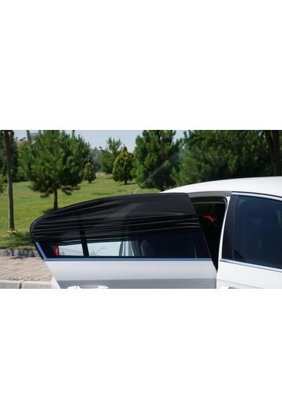 Ankaflex Araba Perdesi Yan Cam Güneşlik 2Li Paket