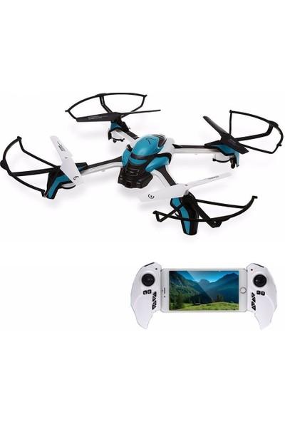 Kaideng Pantoma K80 Kullanıma Hazır 2 MP Kameralı Drone (Mavi)