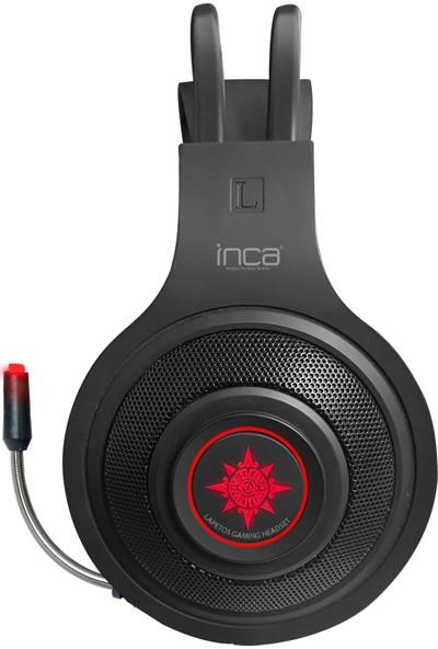 Inca Lapetos IGK-X8 7.1Surround Oyuncu Kulaklık