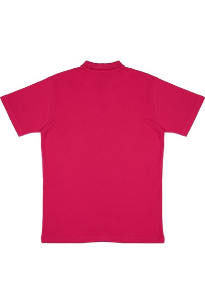 Slazenger Salvator Erkek T-Shirt Fuşya