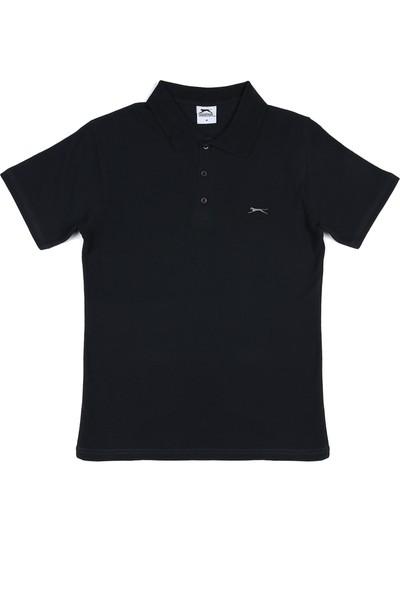 Slazenger Salvator Erkek T-Shirt K.Gri