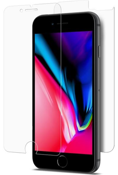 Cayka Apple iPhone 7/8 Plus Ön + Arka Nano Cam Ekran Koruyucu