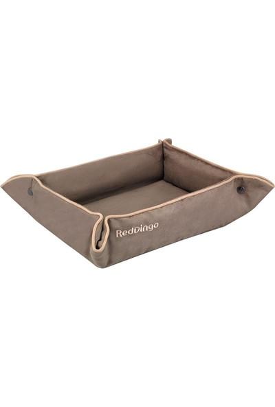 Reddingo Köpek Seyahat Yatağı Boz Kahverengi