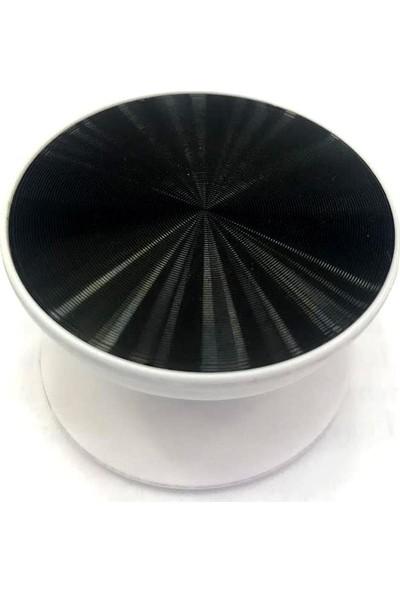 Pars Pop Soket Telefon Tutucu Selfi Aparatı Masaüstü Stand - Siyah