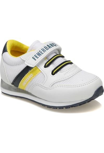 Fb Payof Mesh Beyaz Erkek Çocuk Sneaker Ayakkabı