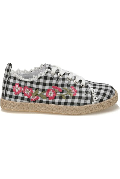 Pink Step 91.Mayse.F Siyah Kız Çocuk Ayakkabı