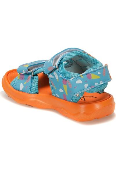 Kinetix Vıolı Mavi Erkek Çocuk Sandalet