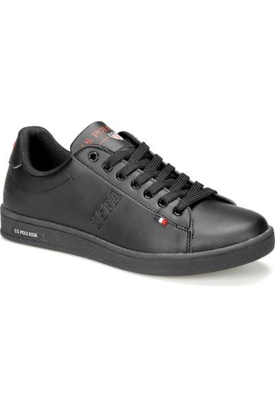 U.S. Polo Assn. Franco 9Pr Siyah Kadın Ayakkabı