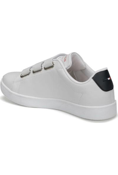 U.S. Polo Assn. Sınger 9Pr Beyaz Kadın Sneaker Ayakkabı