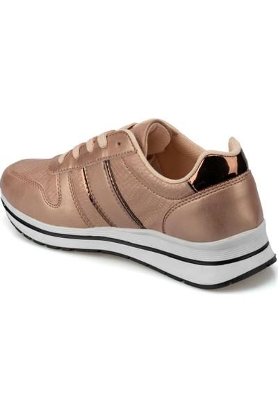 Kinetix Aless 9Pr Pembe Kadın Sneaker Athletık