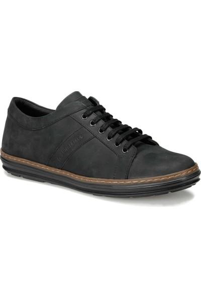 Lumberjack Zegnum Crz 9Pr Siyah Erkek Sneaker Ayakkabı
